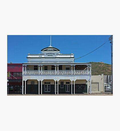 Sovereign Hotel - Townsville Photographic Print