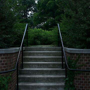 Stairway to nowhere... by JordanDDunn