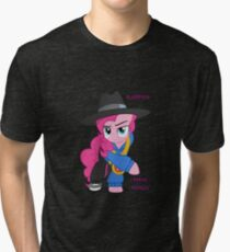 Rapper Pink Dogg Tri-blend T-Shirt
