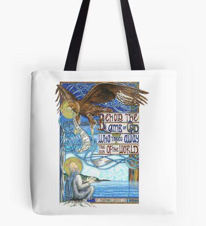 St. John the Evangelist Tote Bag