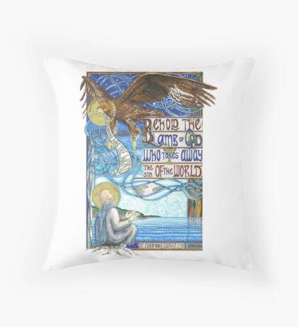 St. John the Evangelist Throw Pillow