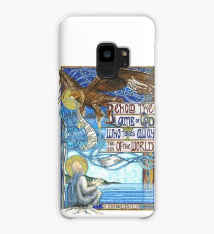 St. John the Evangelist Case/Skin for Samsung Galaxy