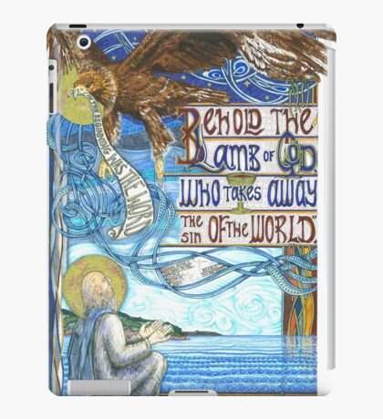 St. John the Evangelist iPad Case/Skin