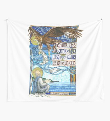 St. John the Evangelist Wall Tapestry
