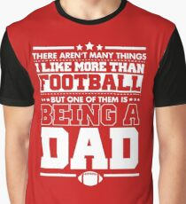 Football Dad Graphic T-Shirt