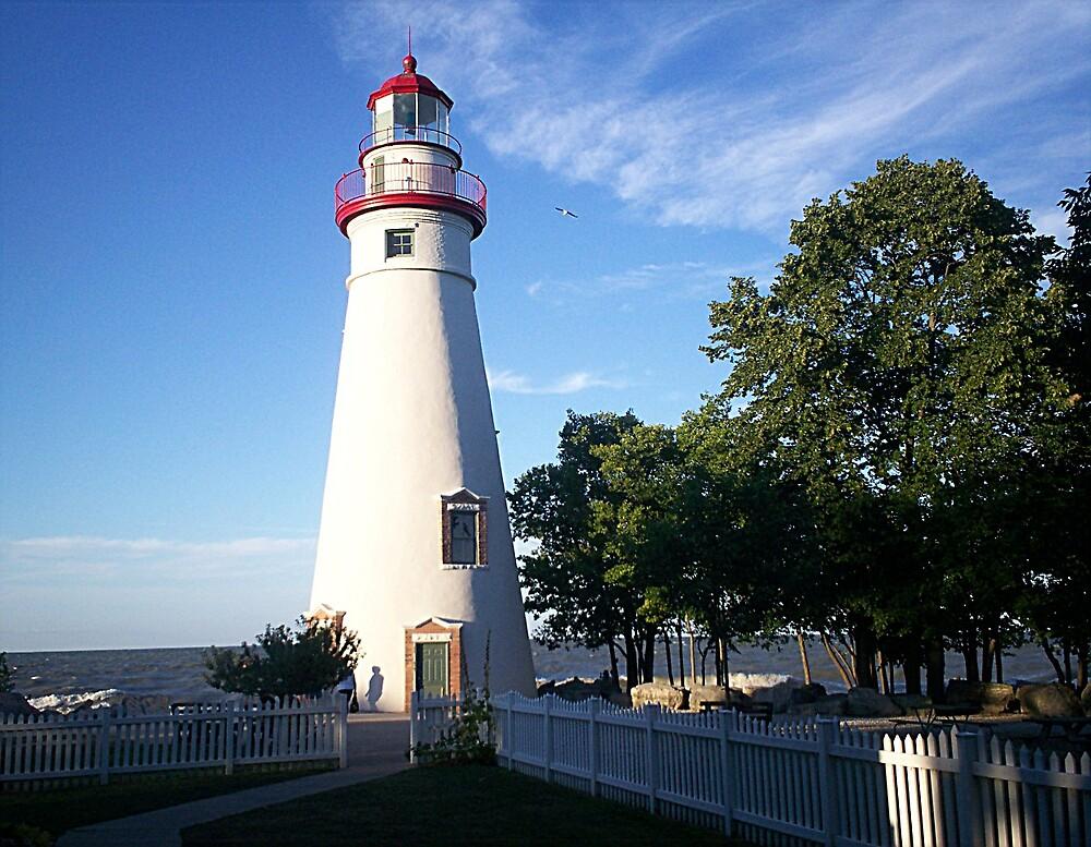 The Lighthouse by nanasue