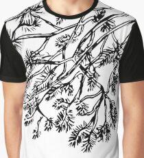 Tzitzvi - Pine tree branches Graphic T-Shirt