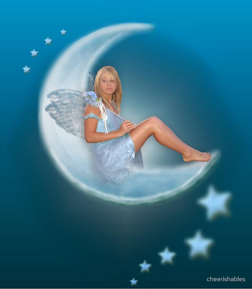 Blue Moon by cheerishables