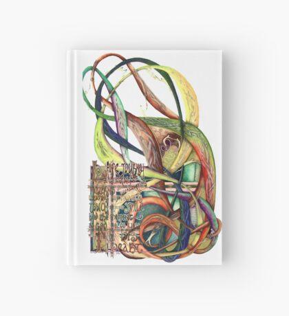 Life Journey Hardcover Journal