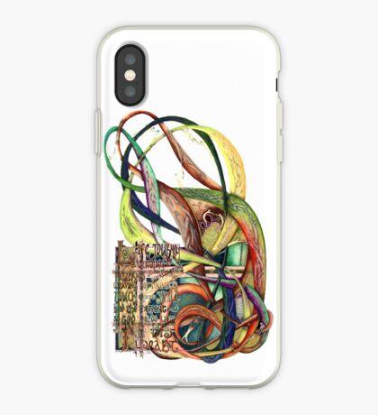 Life Journey iPhone Case