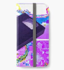 VHS GLITCH VAPORWAVE iPhone Wallet/Case/Skin