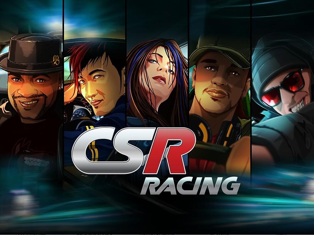 CSR Racing Hack and Cheats by ellakinchhty