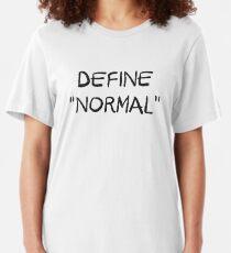 Define Normal Slim Fit T-Shirt