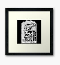 Count Olaf Cought Framed Print
