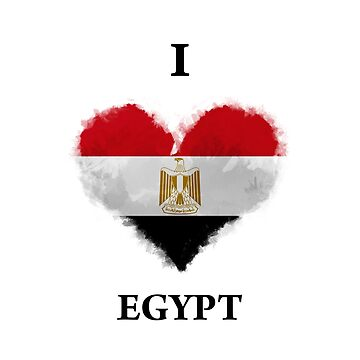 I Love Egypt by KarimStudio