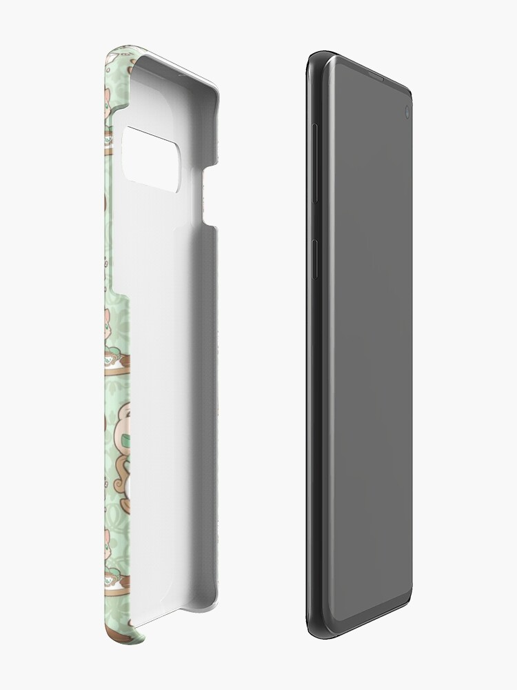 Alternate view of Kittea Time Case & Skin for Samsung Galaxy