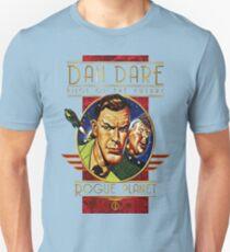 Dan dare retro comic book hero T-Shirt