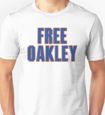 Free Charles Oakley - New York T-Shirt