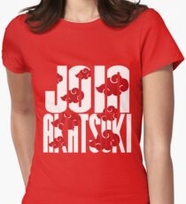 Join Akatsuki v2 Womens Fitted T-Shirt