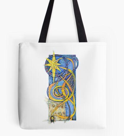 Love Come Down Tote Bag