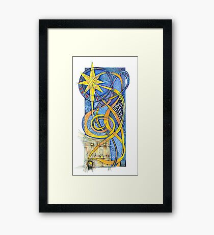 Love Come Down Framed Print