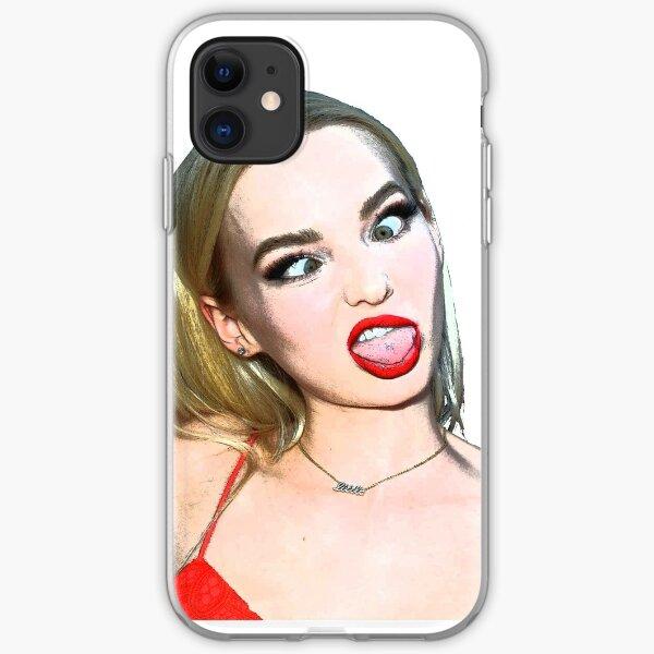 Dove Cameron Adorbs iPhone Soft Case