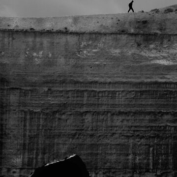 Cliff Walker by tiggatim