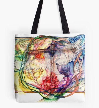 Lux Aeterna (Light Eternal) Tote Bag