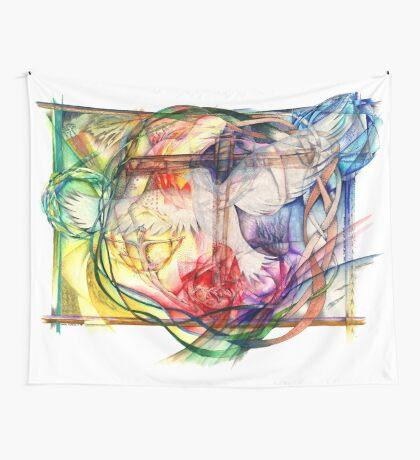 Lux Aeterna (Light Eternal) Wall Tapestry