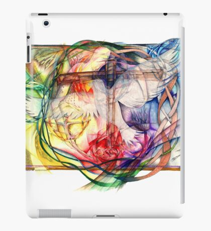 Lux Aeterna (Light Eternal) iPad Case/Skin