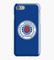 Glasgow Rangers - Football iPhone Case/Skin