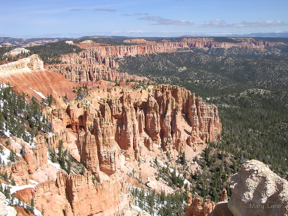 Bryce Canyon by Mary  Lane