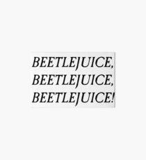 Beetlejuice! Art Board