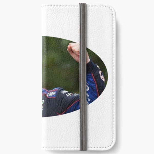 Shane Van Gisbergen 2016 V8 Supercars Champion iPhone Wallet