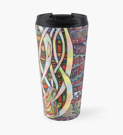 Magnificat Travel Mug