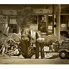 'Harley bums', Colorado, USA. by Melinda Kerr