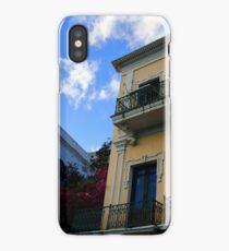 Old Buildings in Old San Juan iPhone Case/Skin