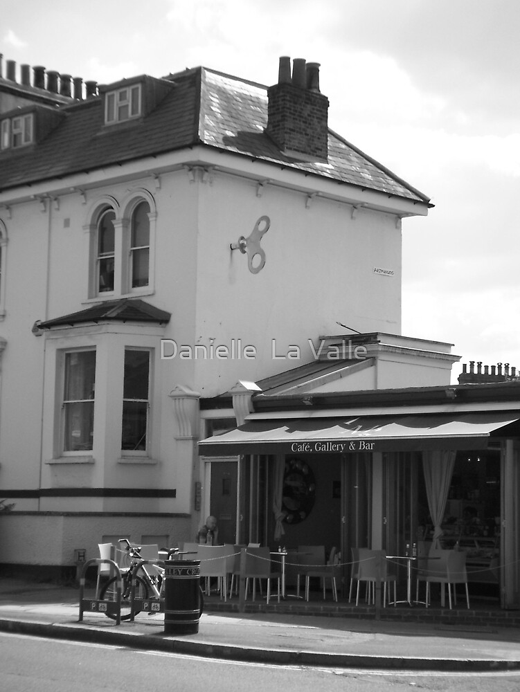 Brockley Pub 3 (or 'Life in the Music Box') by Danielle  La Valle