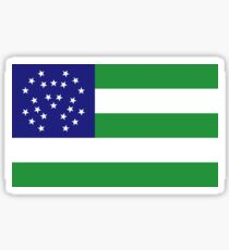 New York City Police Department Flag Sticker