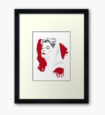 Eleanor of Aquitaine Framed Print