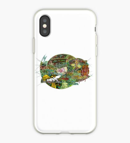 May the Grace iPhone Case