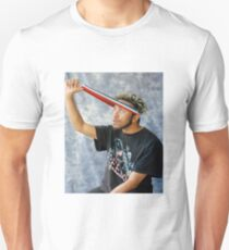 kevin abstract fader Unisex T-Shirt