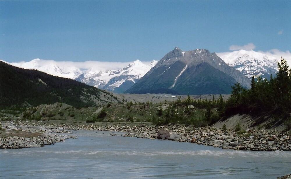 Alaska the beautiful by amadge