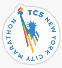 New York City Marathon 2017 Sticker