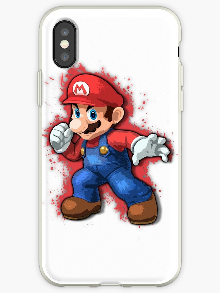 coque iphone 5 smash bros
