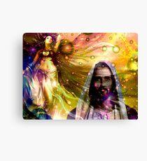 Messiah of Love  Canvas Print