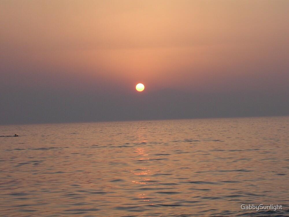 Silent Sea by GabbySunlight