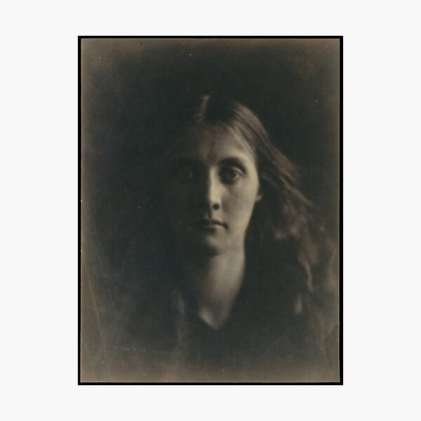 Julia Jackson: Julia Margaret Cameron, 1867 Photographic Print