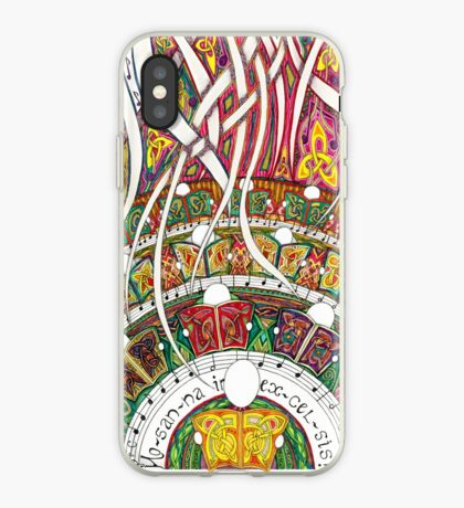 Merrily on High iPhone Case