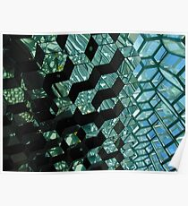 Harpa Puzzle Poster